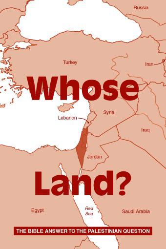 Whose land?